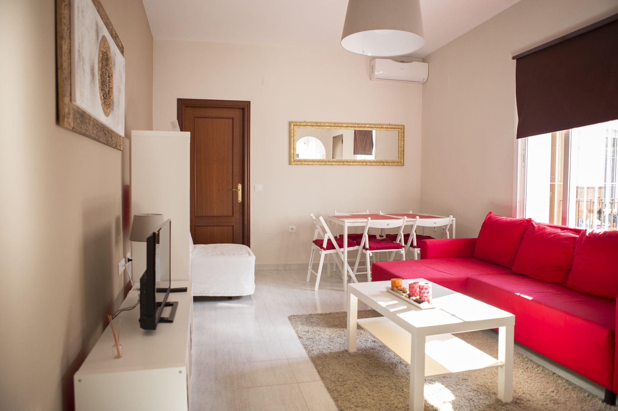Suncity apartments web oficial alquiler de for Apartamentos plaza picasso