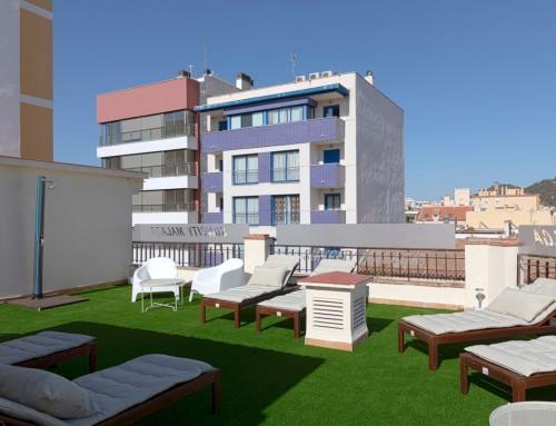Suncity Top Flats María | Standard avec terrasse